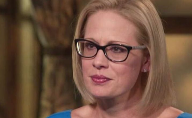 Senate Dem hopeful Kyrsten Sinema promoted events featuring convicted terror lawyer
