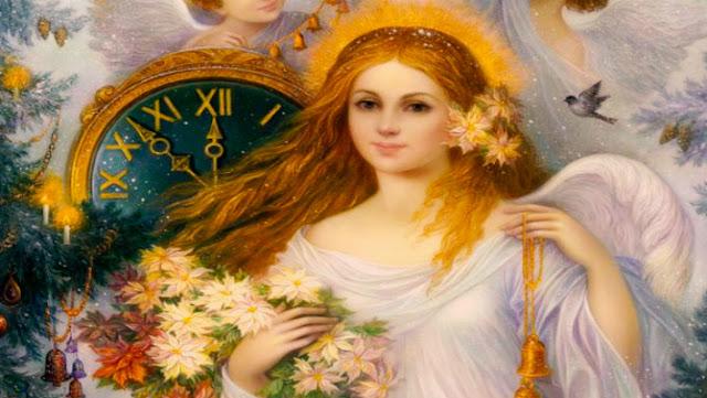 Часы ангела на январь 2019 года