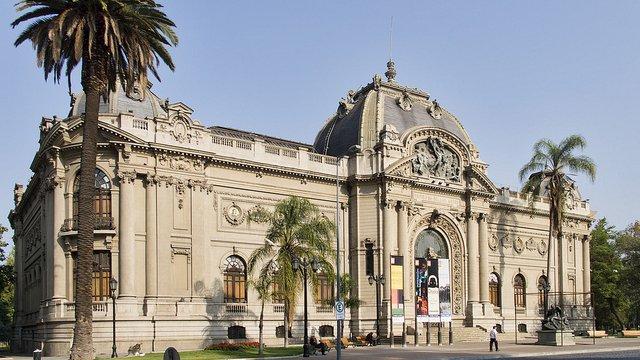 Roteiro de 1 dia em Santiago do Chile