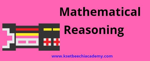 mathematical-reasoning-mcq-net