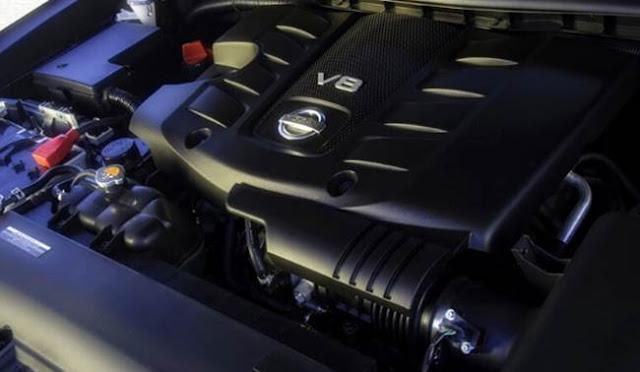 2018 Nissan Armada Diesel Redesign