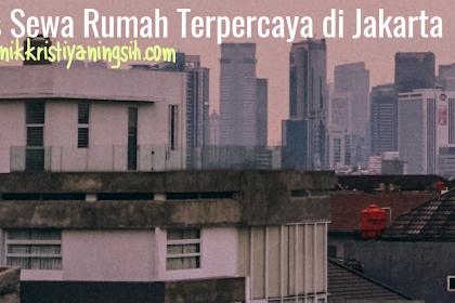 Situs Sewa Rumah Terpercaya di Jakarta