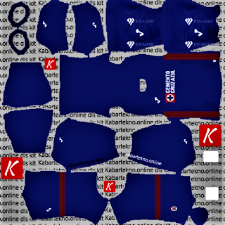 Cruz Azul Home Kits DLS 21