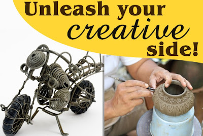 Unleashed Creative Art And Craft Ideas For Adults