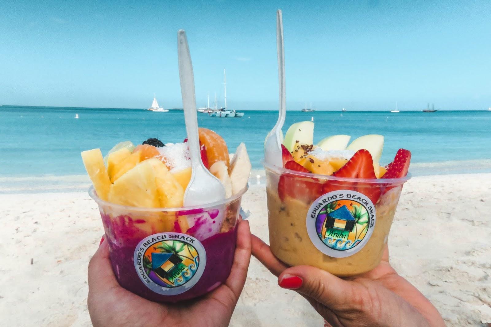 Eduardos's Beach Shack Aruba
