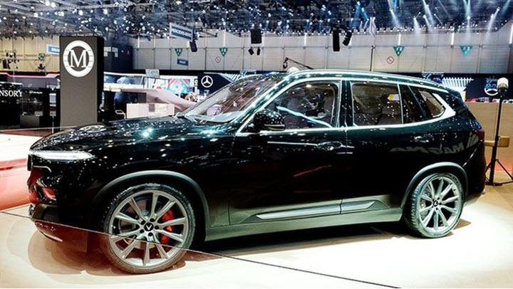 VinFast President sẽ dùng động cơ V8 và khung gầm mới