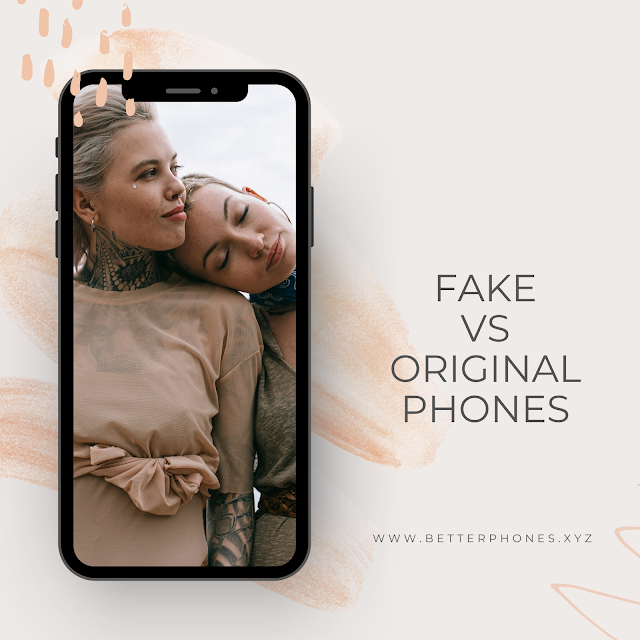 How to spot a fake phone before you buy