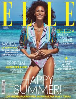 Revista Elle julio 2021 #Elle #revistasjulio #revistas