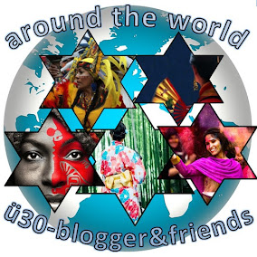 Ü-30-Blogger and friends am 25.08.19: AROUND THE WORLD (...in Fashion and Style!)!