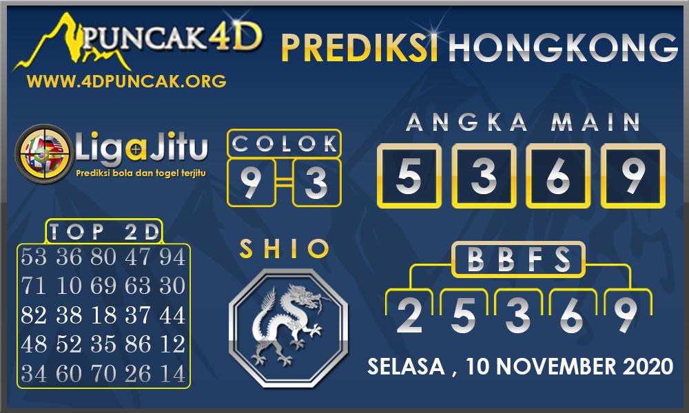 PREDIKSI TOGEL HONGKONG PUNCAK4D 10 NOVEMBER 2020