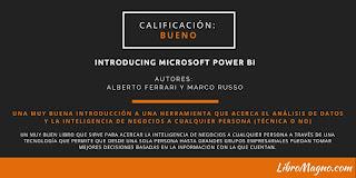 """Evaluación de """"Introducing Microsoft Power BI"""""""