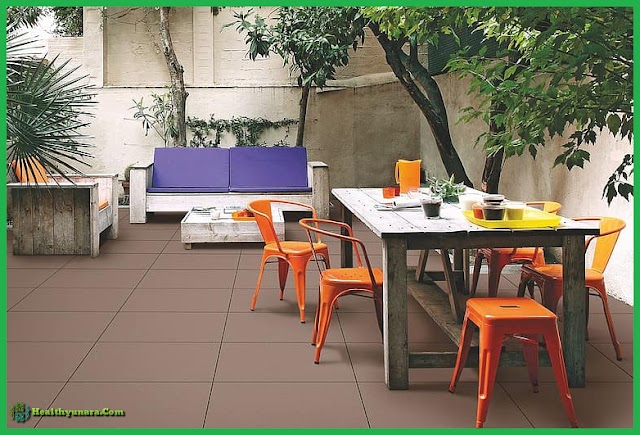8 Patio Decor Suitable For Home With Minimalist Design