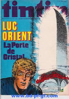 Tintin numéro 49, 1975, Luc Orient