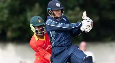 CricketHighlightsz - Scotland vs Zimbabwe 1st T20I 2021
