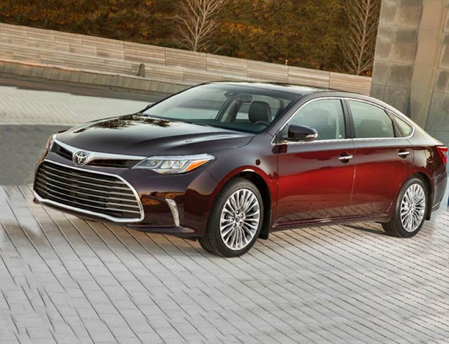 2018 Toyota Avalon Redesign | Cars Best Review