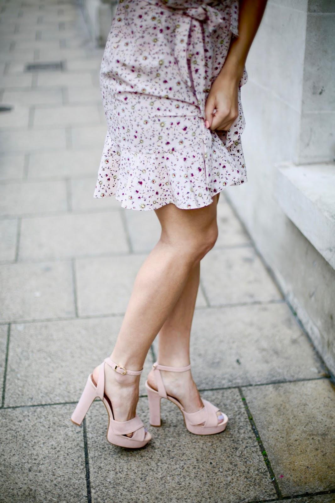 topshop nude platform heels
