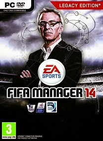 successful football management simulation FIFA Manager 14 Legacy Edition Cracked-3DM