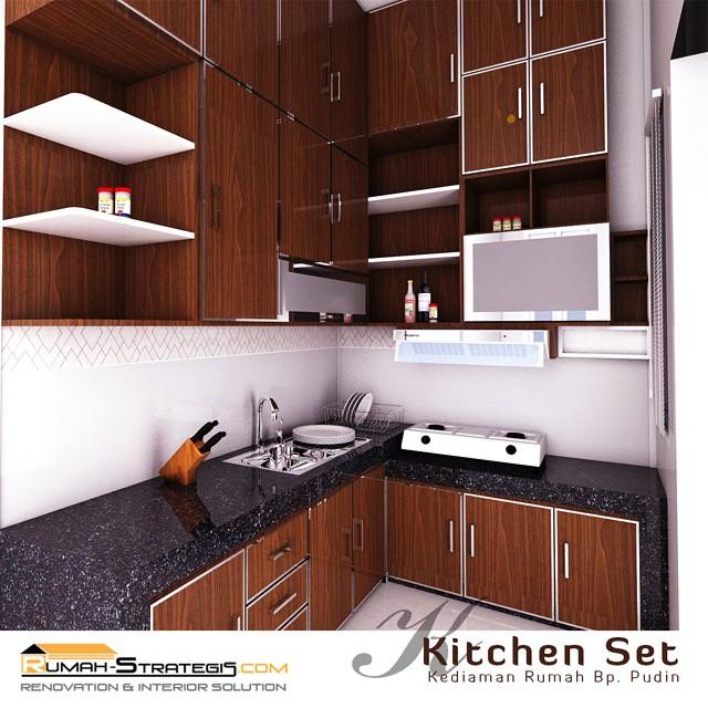 Kitchen Set Bapak Pudin