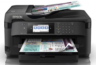 Epson WorkForce WF-7715DWF Driver Download