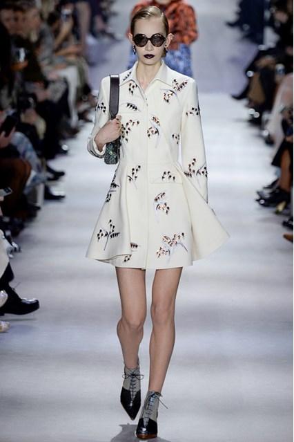 Christian Dior , Selección Moda Otoño Invierno 2016 2017 , París