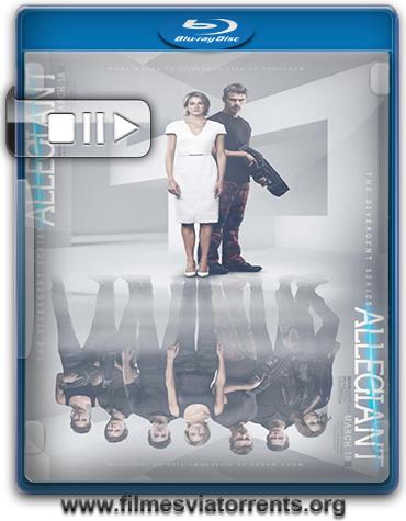 A Série Divergente: Convergente Torrent - BluRay Rip 720p e 1080p Legendado (2016)
