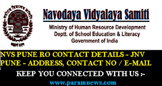 nvs-PUNE-contact-info