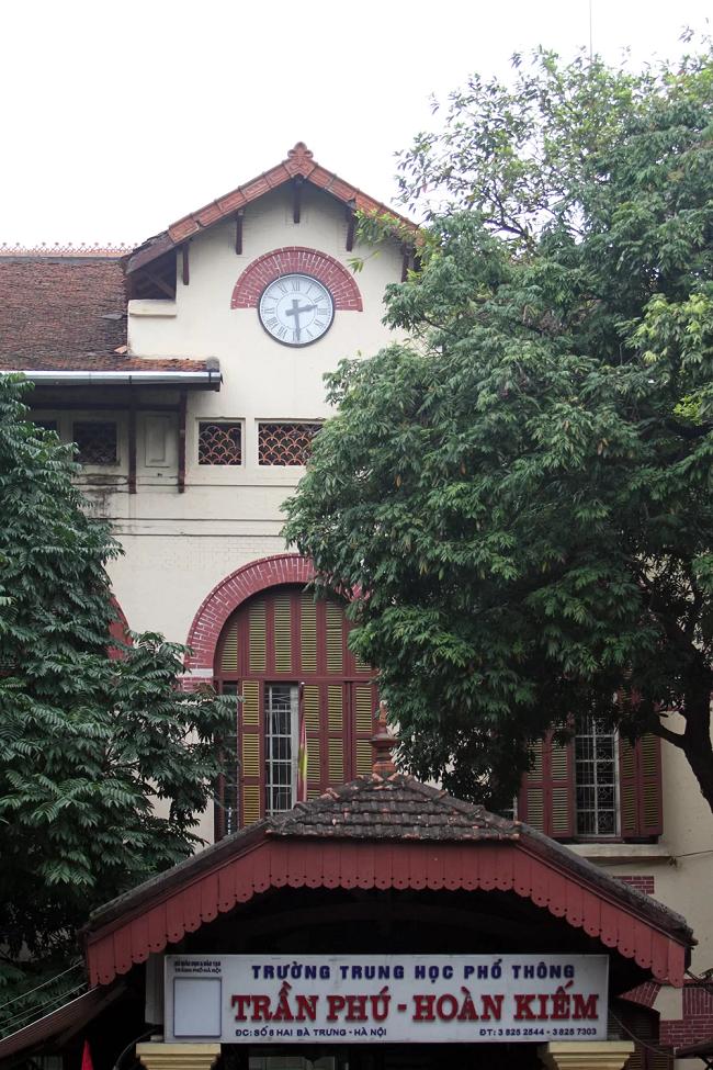 Hình Ảnh Trường THPT Trần Phú – Ngôi Trường Hơn 100 Tuổi