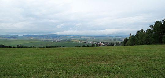 Panorama Spisza.