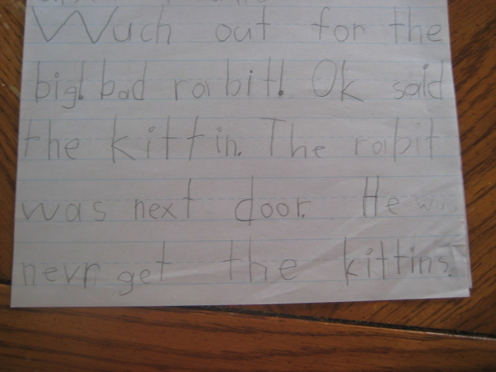 It S Owl Good In Kindergarten Once Upon A Time Nder Writing