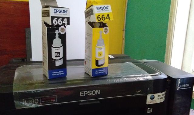 Tips Memilih Tinta Printer Yang Bagus (Canon, Epson, Hp)