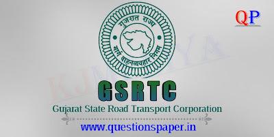 GSRTC Junior Accountant Question Paper (12-11-2019)