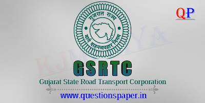 GSRTC Junior Assistant Question Paper   Final Answer Key (24-11-2019)