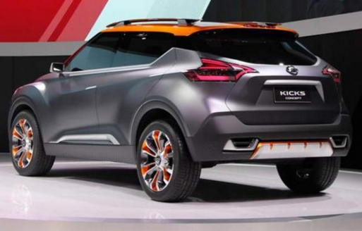2018 Nissan Kicks Redesign and Specifications