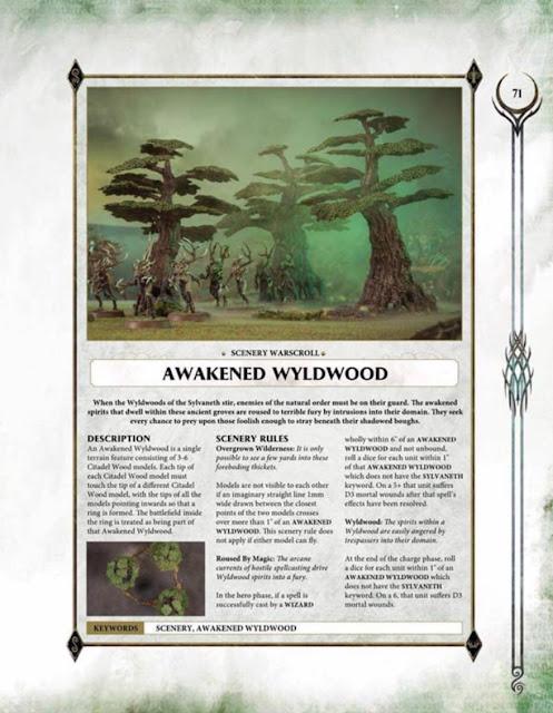 Huge Sylvaneth Leaks        - Faeit 212: Warhammer 40k News