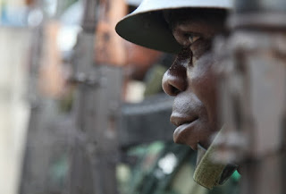 DRC military justice officer