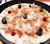 Paella de arroz con leche THERMOMIX CON