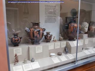 Vasijas griegas en el British Museum