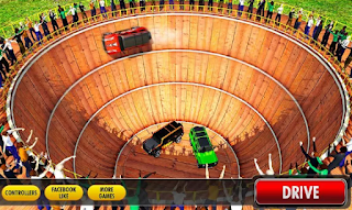 Download Well of Death Prado Stunt Ride App