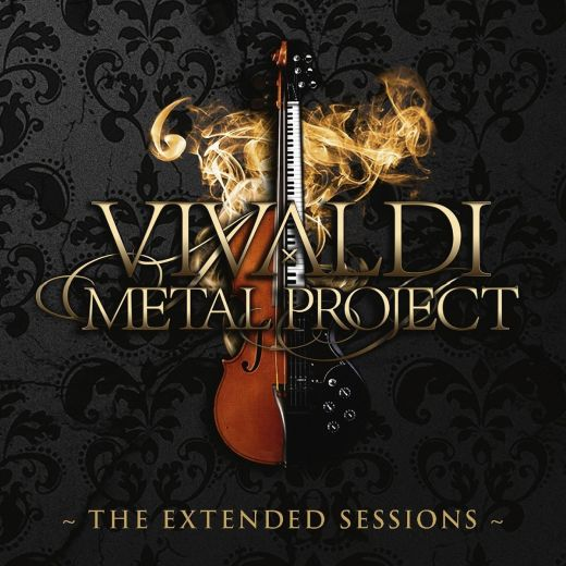 VIVALDI METAL PROJECT - The Extended Sessions (2018) full
