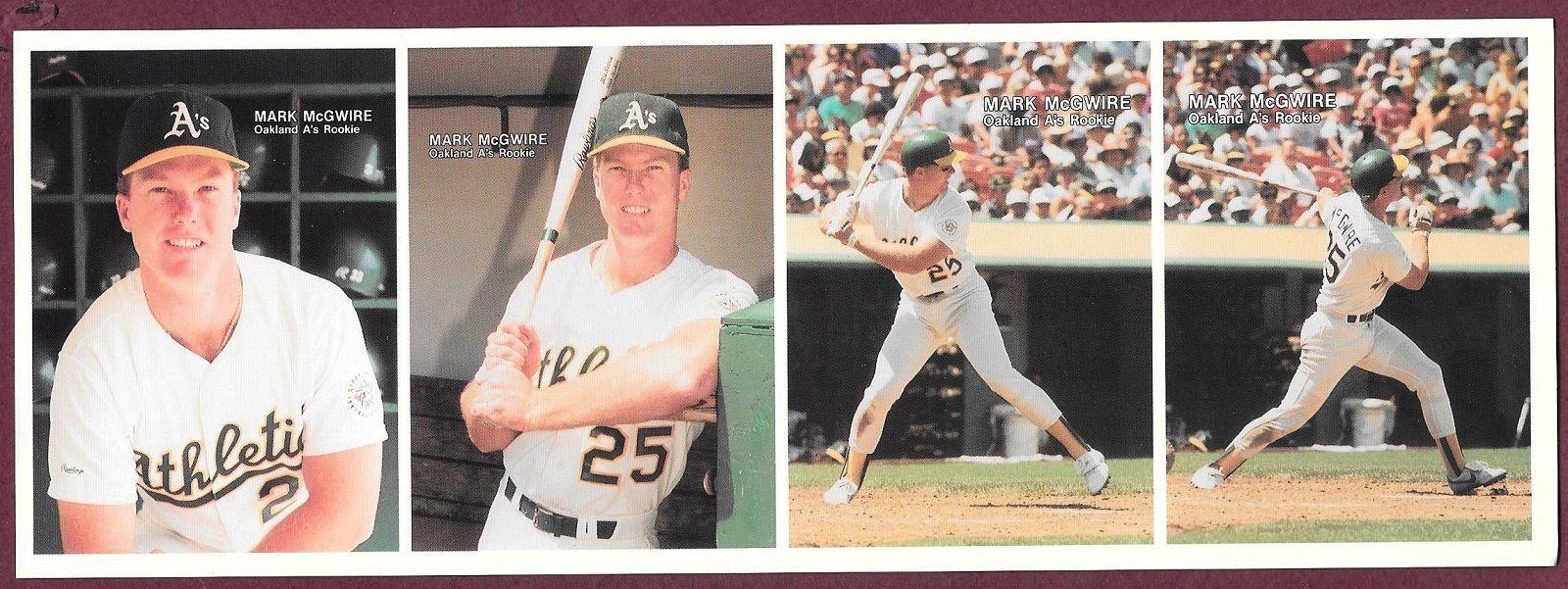 6d23792d47 Lo and behold, it appears that nearly every single-player set was available  in an uncut form, even as early as the 1987 and 1988 Mark McGwire Sets: