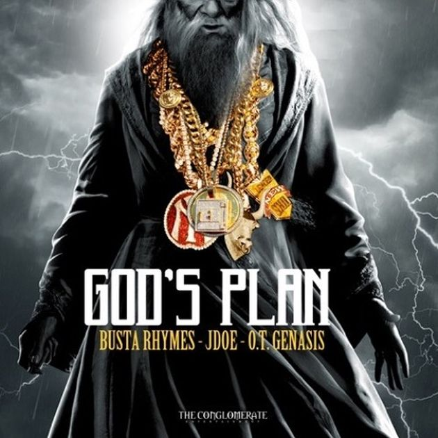 Busta Rhymes, J-Doe & O.T. Genasis - God's Plan
