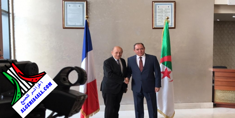 زيارة وزير الخارجية الفرنسي للجزائر,البلاد الحدث / وزير الخارجية الفرنسي يشرع في زيارة إلى الجزائر