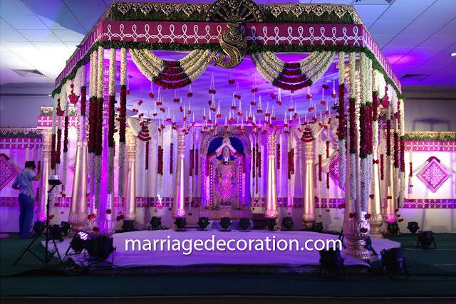 marriage Mandapam decoration Mandapam