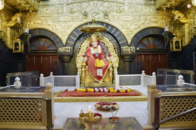 Salem to Shirdi Tour Packages By Flight - 3 Days