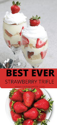 Strawberry trifles are the scrappiest dessert around. Made from cookies, cake or brownies, these trifles are great at satisfying a crowd.