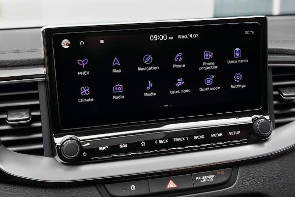 Kia Ceed 2022 recebe facelift na Europa - veja fotos e detalhes