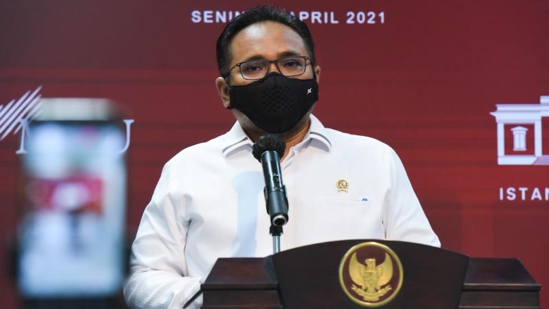 Menag: Peniadaan Mudik, Upaya Pemerintah Lindungi Masyarakat dari Pandemi COVID-19