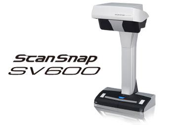 Fujitsu ScanSnap SV600 Scanner Driver Download