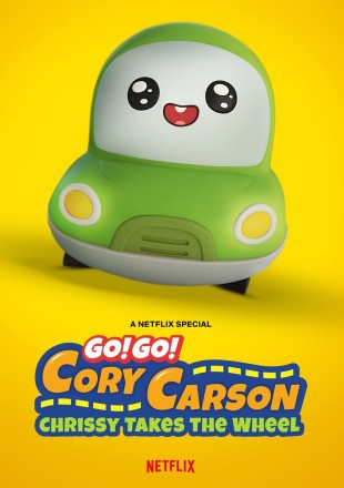 Go Go Cory Carson Chrissy Takes the Wheel