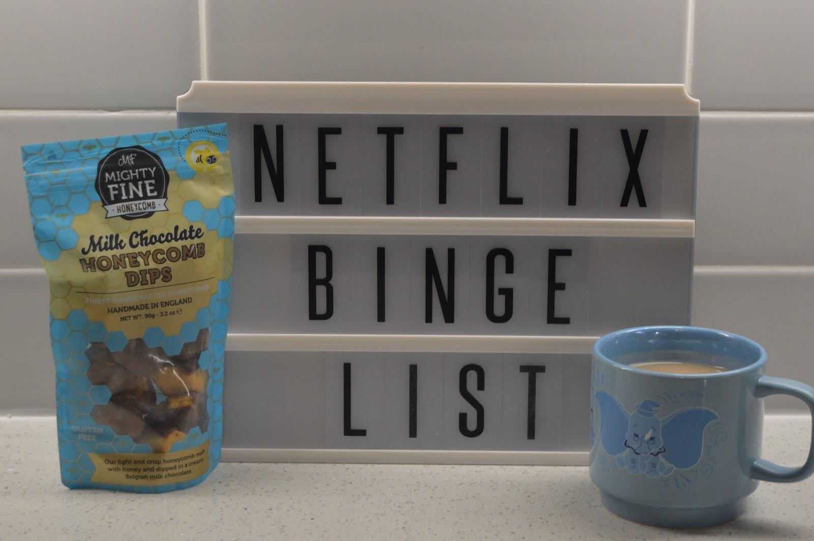 Netflix Binge List